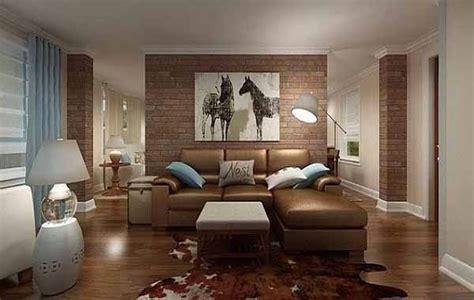 32 Desain Hunian Modern dinding batu bata model rumah modern