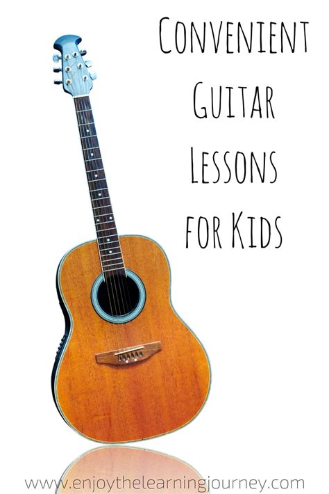 tutorial guitar of honestly convenient guitar lessons for kids enjoy the learning