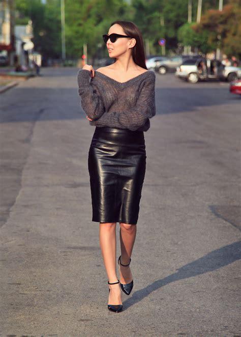 altynai imanova asos sunglasses asos leather skirt
