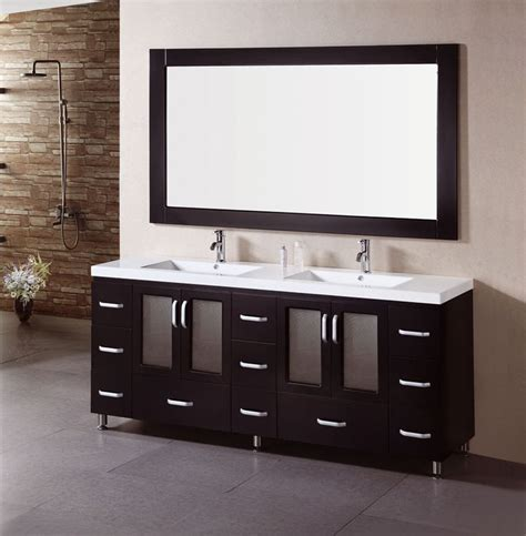 home depot design vanity design element stanton 36 in w x 20 in d vanity in antique white design element b72 ds stanton 72 double sink bathroom