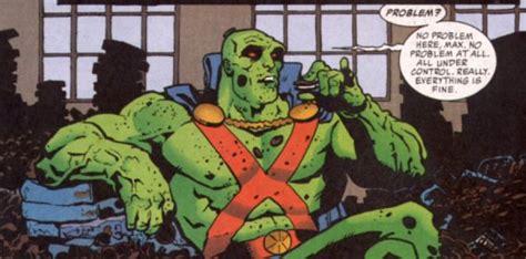 justice league episode  martian