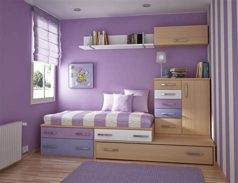 purple room modern bedroom with purple color dands