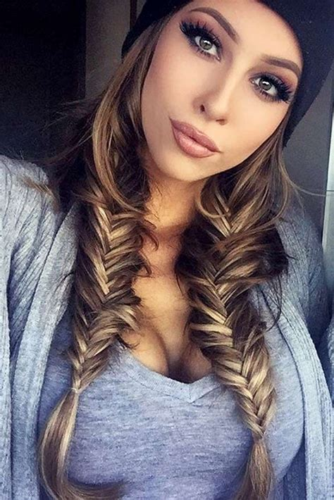 Winter Hairstyles by 1000 Ideas About Hairstyles On