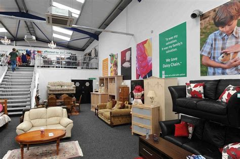Second Shops That Buy Furniture by Chain Charity Superstore In Stockton On Tees Britain
