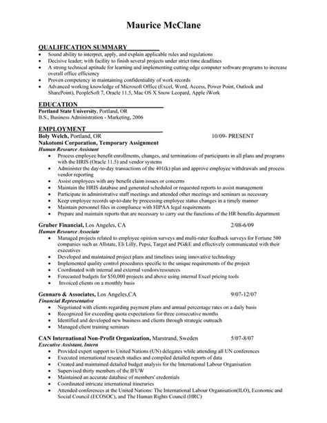 Resume Temporary displaying temp work another exle seekers