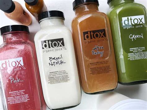Detox Organic Juice Atlanta by A 3 Day Juice Cleanse With Dtox Juice This Organic