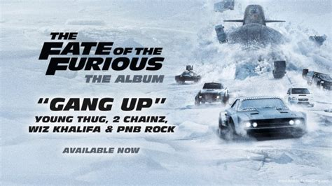 fast and furious 8 mp3 free download gang up from fast and furious 8 2017 mp3