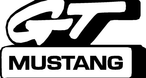 mustang ford logo free coloring pages of logo ford mustang