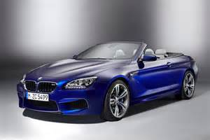 2013 Bmw Convertible Bmw M6 Coupe And Convertible