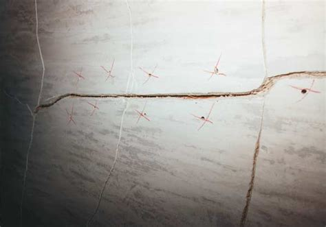Are Ceiling Cracks Serious by How To Repair Plaster Cracks House