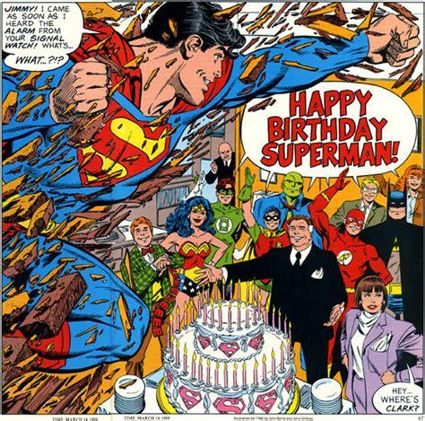 dc comics celebrates supermans birthday   super sized digital sale dc