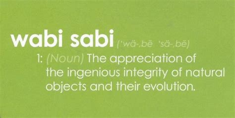 wabi sabi definition wabi sabi west