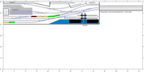 train layout software reviews 167 best ho shelf layouts images on pinterest model