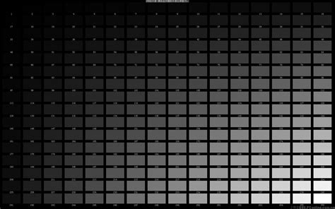 test pattern black and white calibrate htpc for optimal video output mai sun s blog