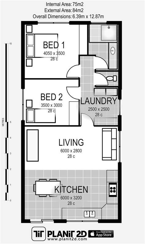 floor plan flat the 25 best flat plans ideas on