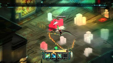 transistor gameplay is transistor ps4 gameplay hd