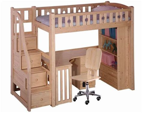 Desk Bunk by Loft Bunk Bed Desk Shanghai V Furniture Factory