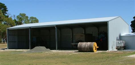 Wide Bay Sheds by Machinery Sheds Protect Your Assets Grant Shed