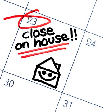 house closing how far out can i set my closing date findwell