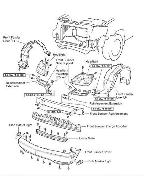 2001 rx300 front bumper cover clublexus lexus forum discussion