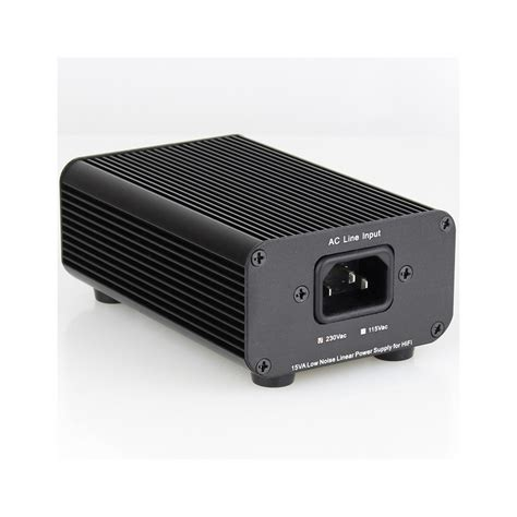 Zitech Power Supply Box 5a audiophonics linear regulated power supply 5v 2 5a 15va