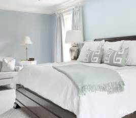 Blue Gray Bedroom blue bedroom with gray accents transitional bedroom