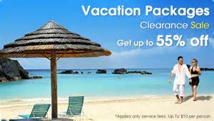 Vacation Packages Cheap Vacation Packages Bargain Vacation Deals Discounts