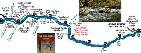 green river a section green river map quot b quot section