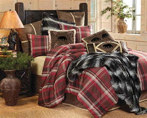 Cabin Decor Outlet by Cabin Decor And Cabin Bedding Black Forest D 233 Cor