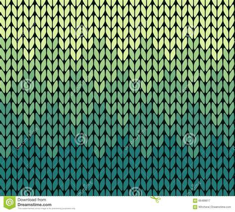 pattern gradient vector seamless gradient knitting pattern stock vector image