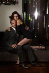 Outlander 2014 tv series sam heughan and caitriona balfe in emmy