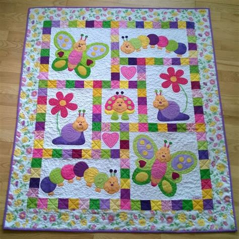 Patchwork For Babies - 1000 ideas about applique quilts on quilts