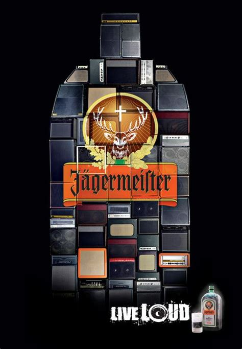 graphic design inspiration daily 12 best jagermeister images on pinterest drinks alcohol