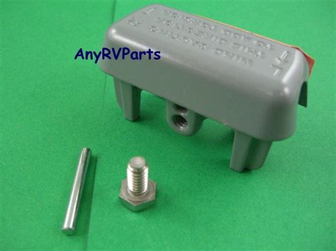 rv awning end caps a e dometic 830567005 rv awning torsion casting top cap ebay