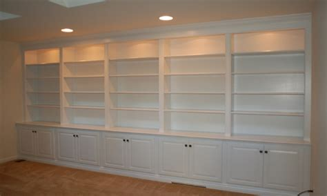 wall bookcases custom built wall unit bookcase unique