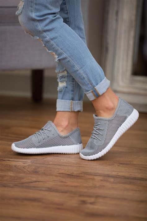 Sneakers Grey best 25 grey sneakers ideas on adidas cus