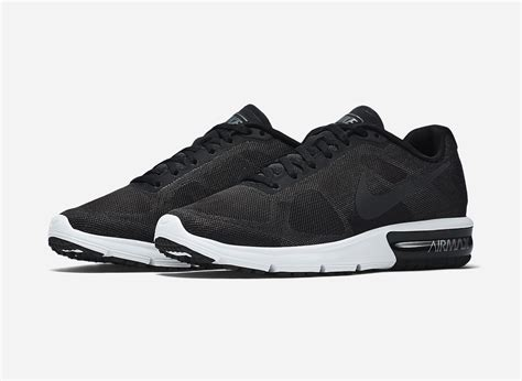 Nike Air Max 03 nike air max sequent quot black quot sneakers addict