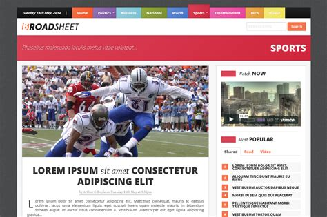 bootstrap themes detector broadsheet newspaper theme bootstrap themes on