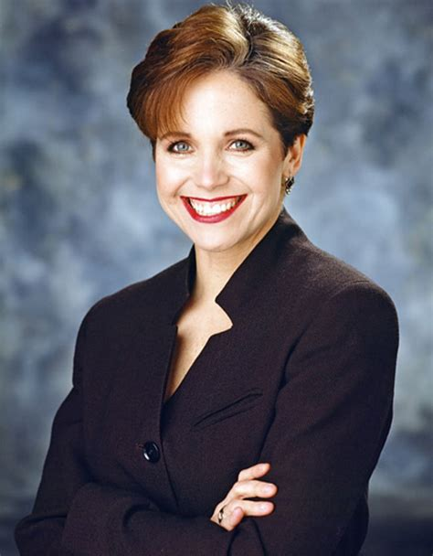 how to style katie couric hair circa 1996 katie couric s hair evolution us weekly