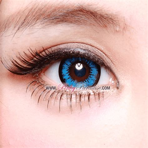 geo super size angel brown contacts free cute contact geo super size angel blue circle lenses colored contacts