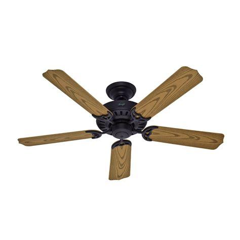 hunter ceiling fans without lights hunter fan company bridgeport new bronze ceiling fan