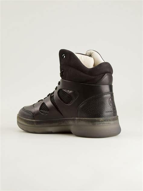 hi top sneakers lyst mcqueen x mcqueen hi top