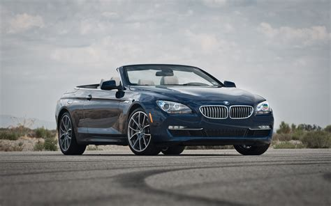 2012 Bmw Convertible by 2012 Bmw 650i Convertible Front Three Quarters Photo 18