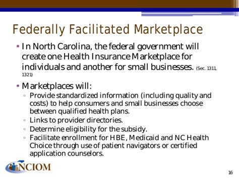 section 1311 of the affordable care act the affordable care act counties on the front line dr