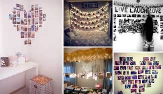 decorate a room top 24 simple ways to decorate your room with photos