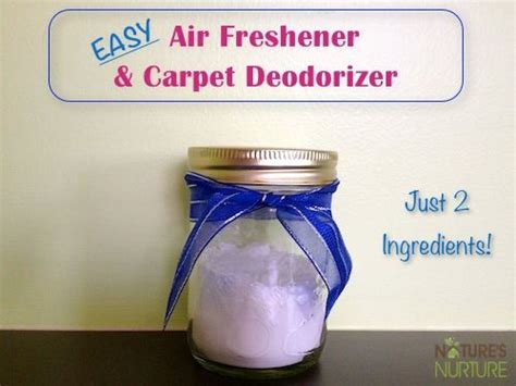 Room Freshener Recipe by Air Freshener Carpet Deodorizer Recipe