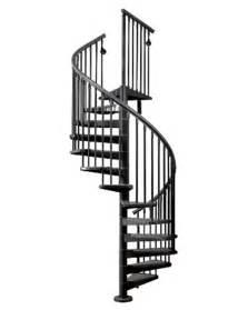 Aluminum Stair Handrails Exterior Outdoor Stairs Eureka Steel Circular Staircase Modular