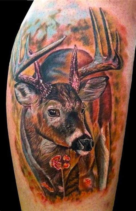 is tattoo camo good gorgeous deer tattoo jeramey pinterest deer tattoo