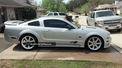 2006 Ford Mustang Horsepower by 2006 Ford Mustang Saleen Horsepower