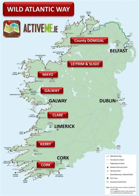 0008320403 wild atlantic way pocket map 88 best irish ancestry images on pinterest cottages